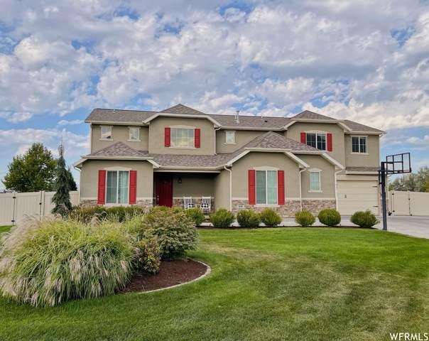 819 N Rifleman Dr W, Farmington, UT 84025 (#1770686) :: Utah Dream Properties