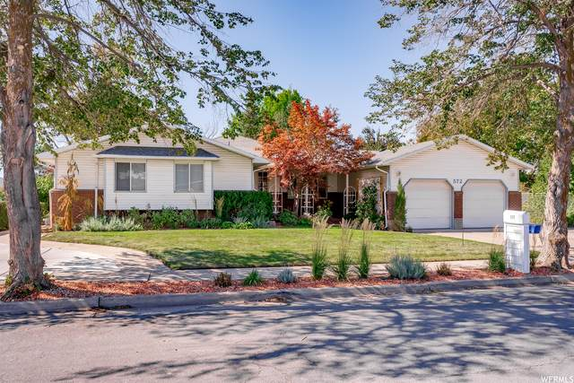 572 S 350 E, Kaysville, UT 84037 (#1770699) :: Utah Dream Properties