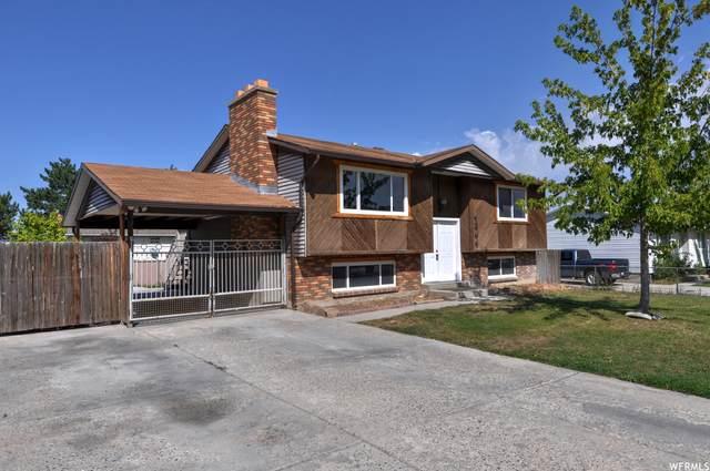4364 W 5855 S, Salt Lake City, UT 84118 (#1770712) :: Bustos Real Estate | Keller Williams Utah Realtors
