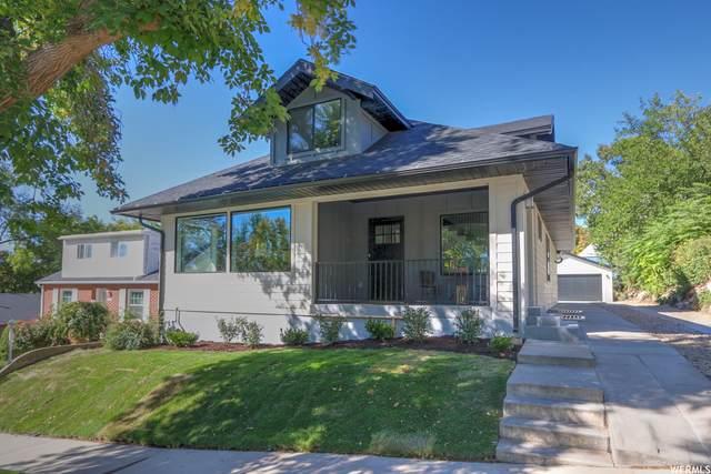 1209 E Princeton Ave, Salt Lake City, UT 84105 (MLS #1770715) :: Summit Sotheby's International Realty