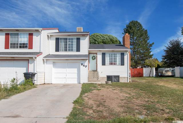 347 S 1230 E, Spanish Fork, UT 84660 (#1770731) :: Doxey Real Estate Group