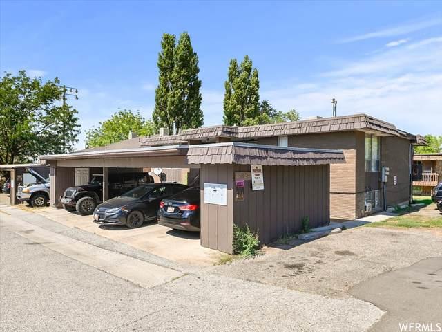4871 S 350 E, Washington Terrace, UT 84405 (#1770733) :: Berkshire Hathaway HomeServices Elite Real Estate