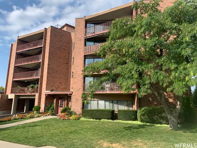 303 A St #102, Salt Lake City, UT 84103 (MLS #1770740) :: Summit Sotheby's International Realty