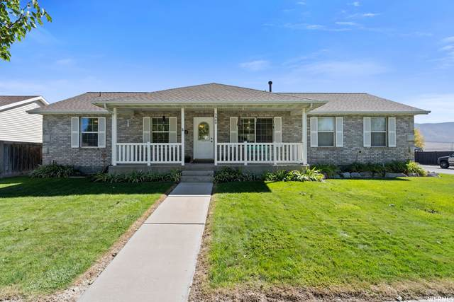 3908 N Winter Way E, Eagle Mountain, UT 84005 (#1770750) :: Red Sign Team