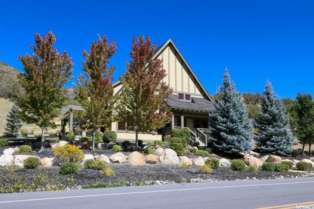 4263 E Emigration Canyon Road Rd S, Salt Lake City, UT 84108 (MLS #1770754) :: Summit Sotheby's International Realty