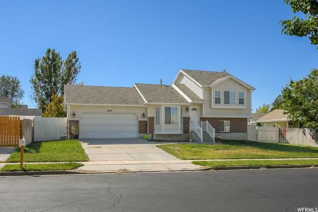 2613 W 3900 S, Roy, UT 84067 (#1770759) :: Bustos Real Estate   Keller Williams Utah Realtors