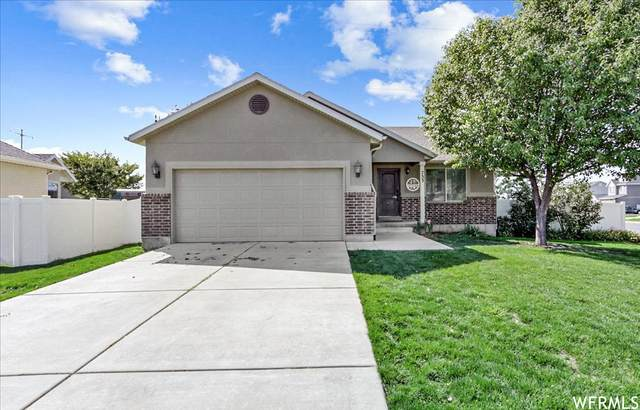 753 S 1075 W, Clearfield, UT 84015 (#1770762) :: Doxey Real Estate Group