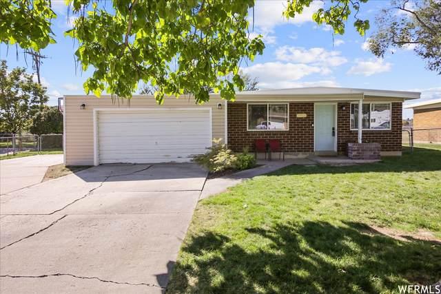 1765 N Celia Way W, Layton, UT 84041 (MLS #1770768) :: Lookout Real Estate Group