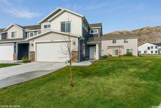 1423 E 380 S, Hyrum, UT 84319 (MLS #1770769) :: Lookout Real Estate Group