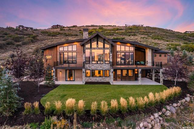 13574 N Deer Canyon Dr, Kamas, UT 84036 (MLS #1770775) :: High Country Properties