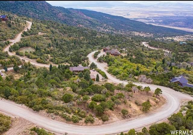 828 Cedar Highlands Dr #1, Cedar City, UT 84720 (#1770776) :: Powder Mountain Realty