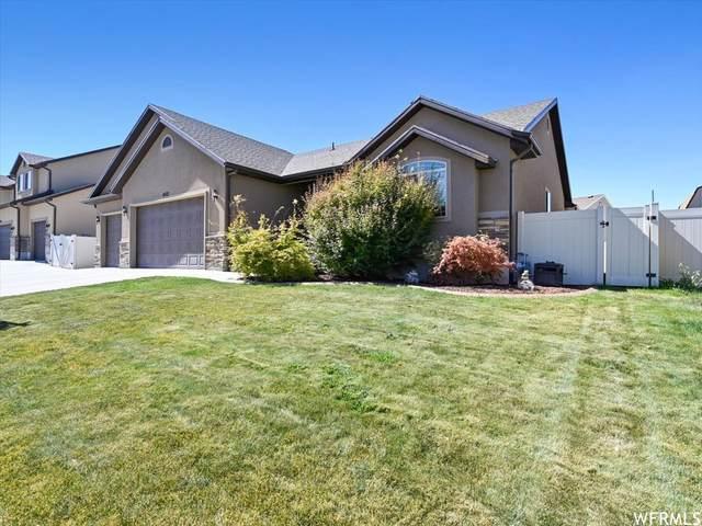 4522 S Greystock Cir, West Valley City, UT 84120 (#1770781) :: Bustos Real Estate | Keller Williams Utah Realtors