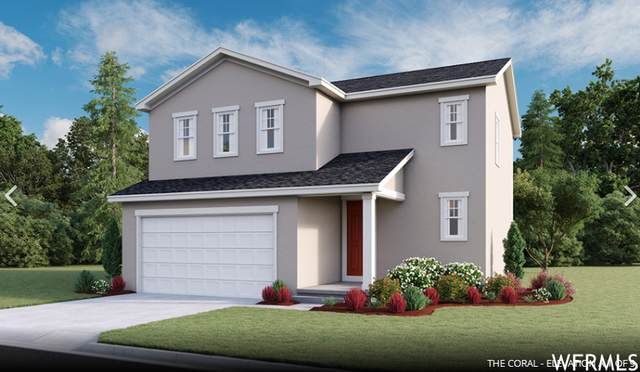 6372 N Blue Pony Way W #723, Stansbury Park, UT 84074 (#1770786) :: Red Sign Team