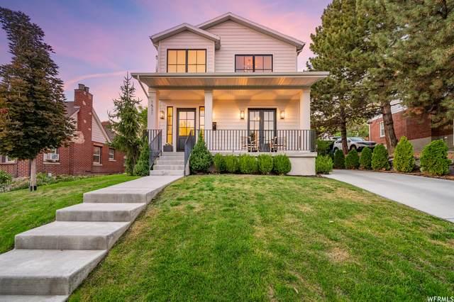 1531 E Kensington Ave, Salt Lake City, UT 84105 (MLS #1770787) :: Summit Sotheby's International Realty