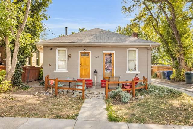 914 E Harvard Ave, Salt Lake City, UT 84105 (#1770797) :: Utah Dream Properties