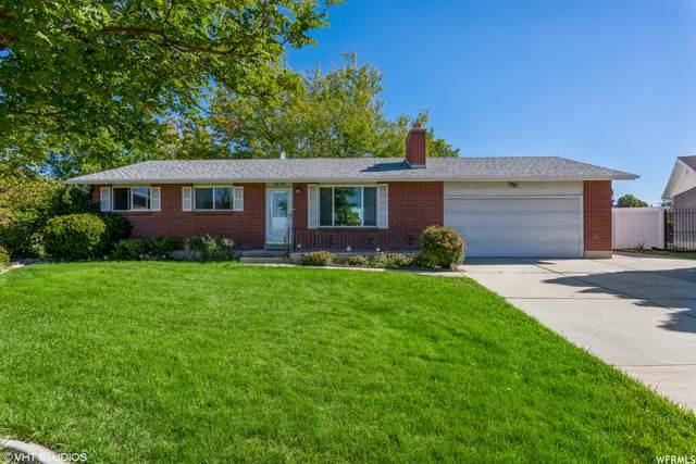 4179 S Ogallala Dr, West Valley City, UT 84119 (#1770805) :: Bustos Real Estate | Keller Williams Utah Realtors