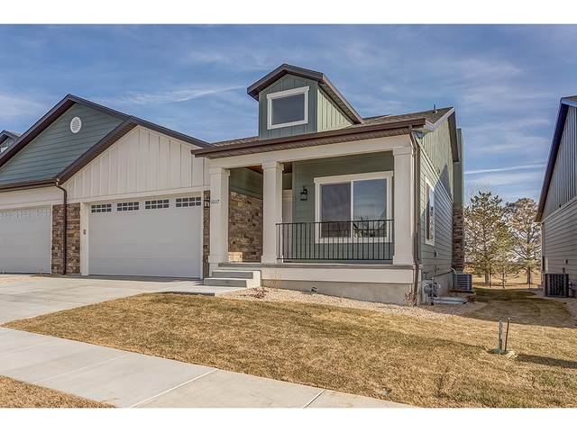 4768 W Hogan Alley Dr S #237, South Jordan, UT 84009 (#1770807) :: Doxey Real Estate Group