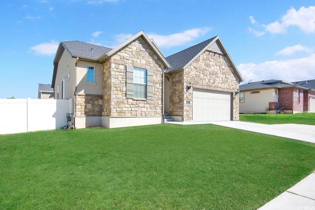 1462 W 700 S, Syracuse, UT 84075 (#1770808) :: Doxey Real Estate Group