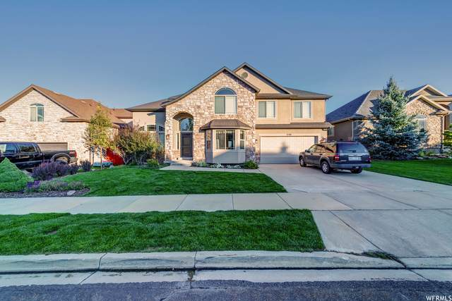 2148 E Eagle Crest Dr, Draper, UT 84020 (#1770814) :: Bustos Real Estate | Keller Williams Utah Realtors