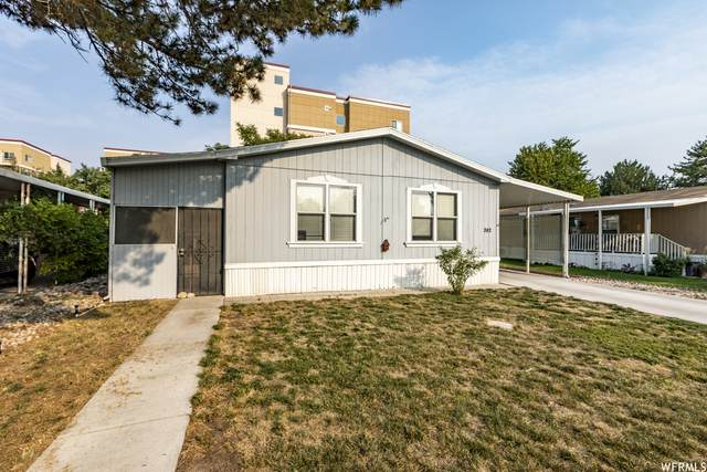 242 N Fall St W, Salt Lake City, UT 84116 (#1770817) :: Doxey Real Estate Group