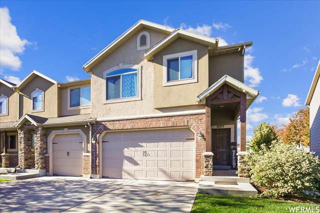 1805 W 5050 S, Roy, UT 84067 (#1770821) :: Doxey Real Estate Group