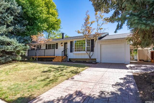 1654 Dawn Dr E, Cottonwood Heights, UT 84121 (MLS #1770828) :: Summit Sotheby's International Realty