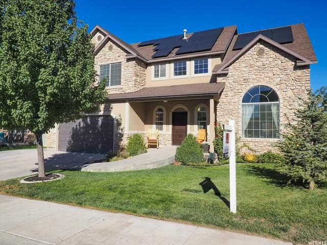 3751 E Clubhouse Ln, Eagle Mountain, UT 84005 (#1770831) :: Bustos Real Estate | Keller Williams Utah Realtors