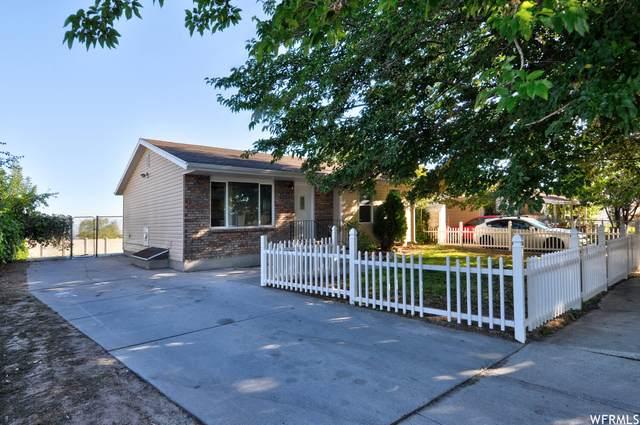 5448 W Townsend Way S, West Valley City, UT 84118 (#1770834) :: Bustos Real Estate | Keller Williams Utah Realtors