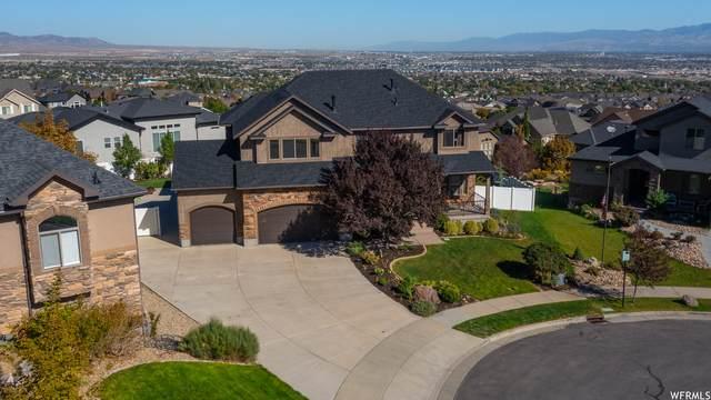14808 S Rosescape Cir, Herriman, UT 84096 (#1770835) :: Bustos Real Estate | Keller Williams Utah Realtors