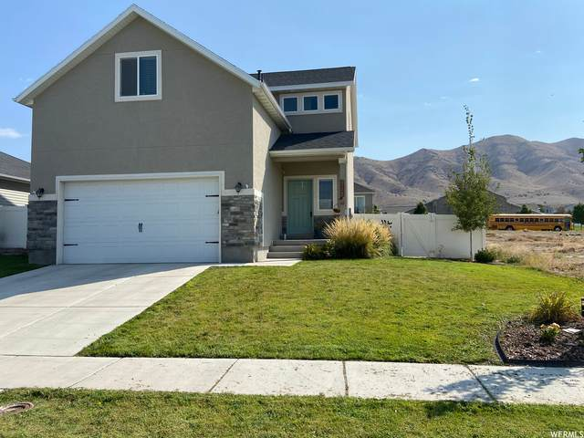 4164 N Shirley Ln, Eagle Mountain, UT 84005 (#1770839) :: Red Sign Team