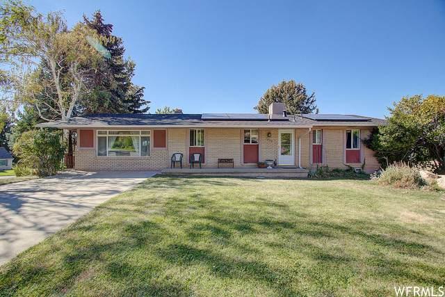3988 S 900 W, Bountiful, UT 84010 (#1770844) :: Utah Dream Properties