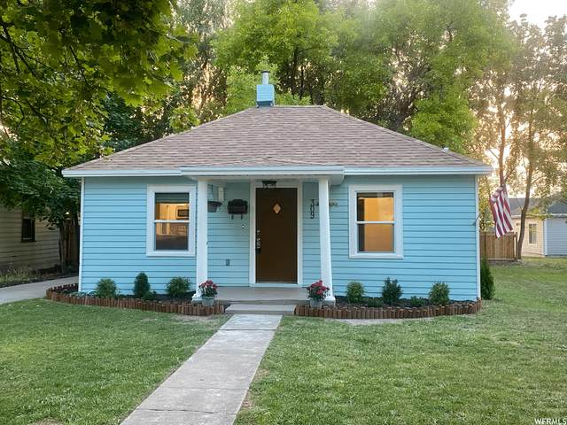 309 N 500 W, Logan, UT 84321 (#1770847) :: Utah Dream Properties