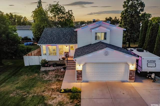 424 W Mutton Hollow Rd, Kaysville, UT 84037 (#1770850) :: Utah Dream Properties