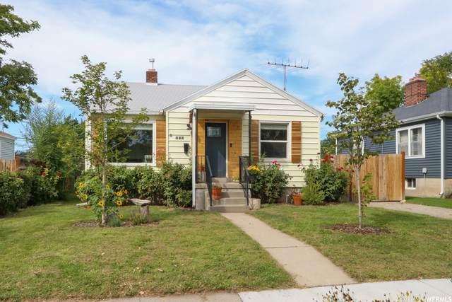 357 E Utopia S, Salt Lake City, UT 84115 (#1770865) :: Bustos Real Estate | Keller Williams Utah Realtors
