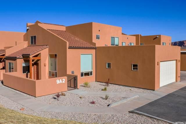 3862 Desert Willow Cir 9-A2, Moab, UT 84532 (#1770868) :: Powder Mountain Realty