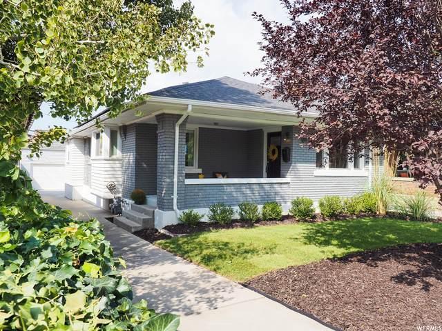 1892 S 1100 E, Salt Lake City, UT 84105 (#1770871) :: Bustos Real Estate | Keller Williams Utah Realtors