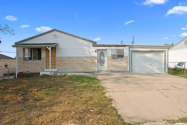 281 Valley View Dr, Tooele, UT 84074 (MLS #1770875) :: Summit Sotheby's International Realty