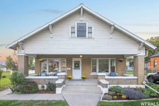 75 N 200 W, American Fork, UT 84003 (#1770876) :: Berkshire Hathaway HomeServices Elite Real Estate