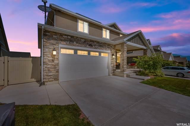 4262 W Lower Dr S, Herriman, UT 84096 (#1770901) :: Bustos Real Estate | Keller Williams Utah Realtors