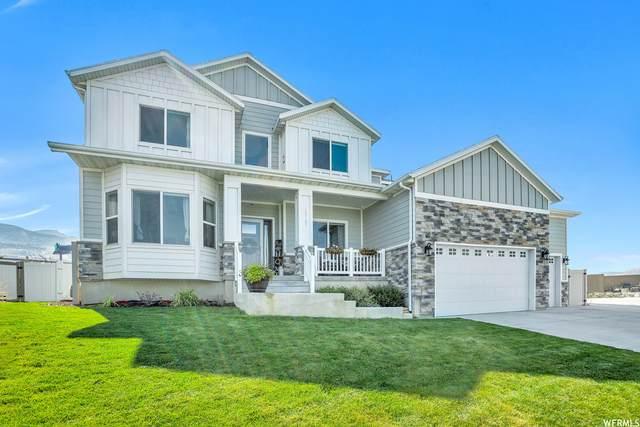 15187 S Inverleith Cv, Bluffdale, UT 84065 (#1770902) :: Bustos Real Estate | Keller Williams Utah Realtors