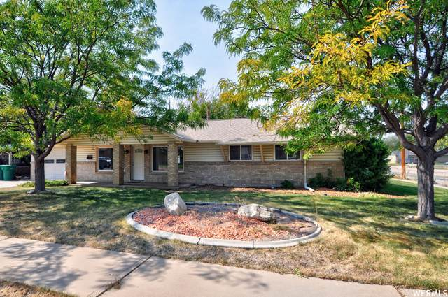 4809 S 2350 W, Roy, UT 84067 (#1770904) :: Doxey Real Estate Group