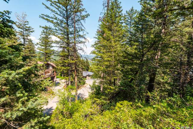 125 N Evergreen Cir #99, Park City, UT 84098 (#1770905) :: Doxey Real Estate Group