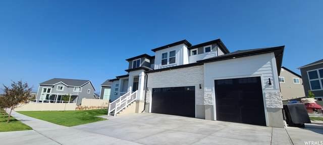 4557 W Barlett Dr #414, Herriman, UT 84096 (#1770906) :: Bustos Real Estate | Keller Williams Utah Realtors