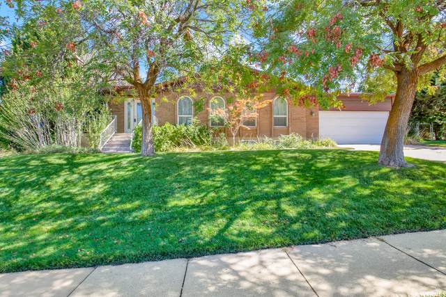3123 S 200 E, Bountiful, UT 84010 (#1770913) :: Utah Dream Properties