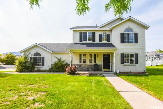 645 Legend Dr, Logan, UT 84321 (#1770924) :: Utah Dream Properties