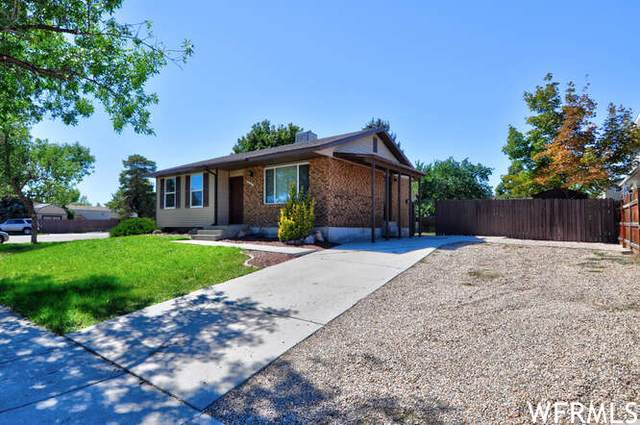 6542 S 5135 W, West Jordan, UT 84084 (#1770928) :: Bustos Real Estate | Keller Williams Utah Realtors