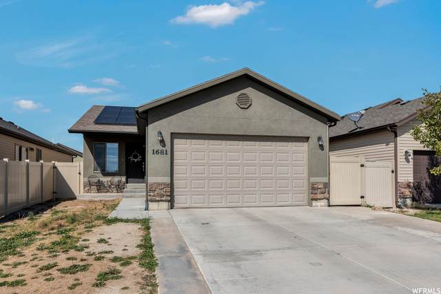 1681 E Shadow Dr, Eagle Mountain, UT 84005 (#1770935) :: Red Sign Team