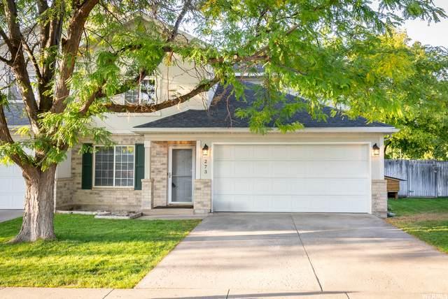 273 W 1140 N, Logan, UT 84341 (#1770937) :: Utah Dream Properties