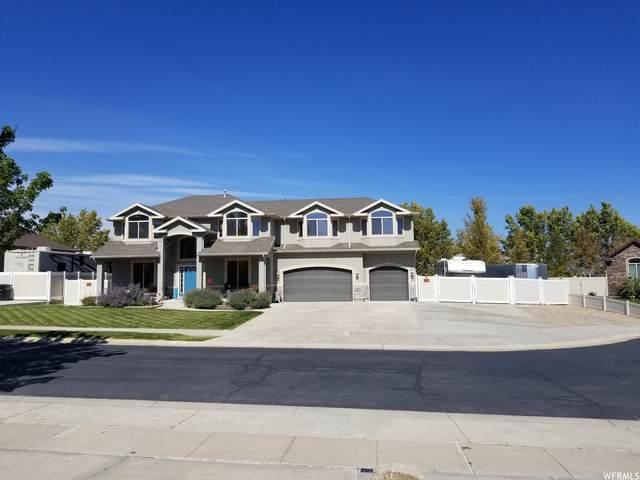 4634 W Baldy Dr, West Jordan, UT 84088 (#1770938) :: Utah Dream Properties