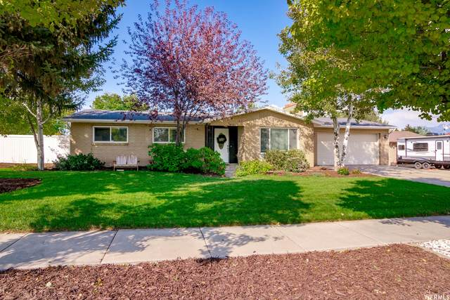 1474 W 11030 S, South Jordan, UT 84095 (#1770940) :: Doxey Real Estate Group